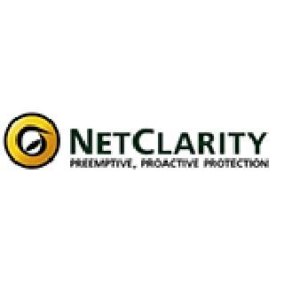 Sicurezza gestita logo netclarity