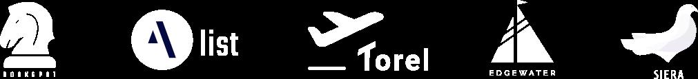 zzzz landing page example logos