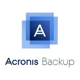 Backup gestito logo acronis