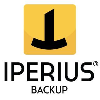 Backup gestito logo iperius