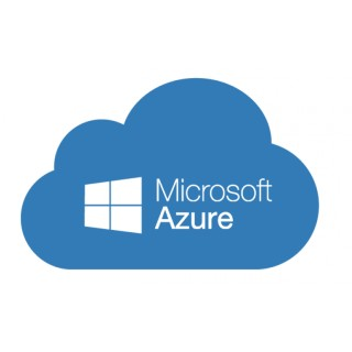 Cloud gestito logo ms azure